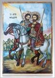 Св. Св. Теодор Тирон и Теодор Стратилат